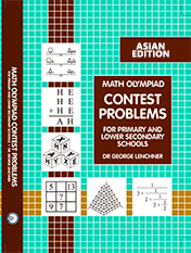 Math Olympiad Contest Problems Asian Edition