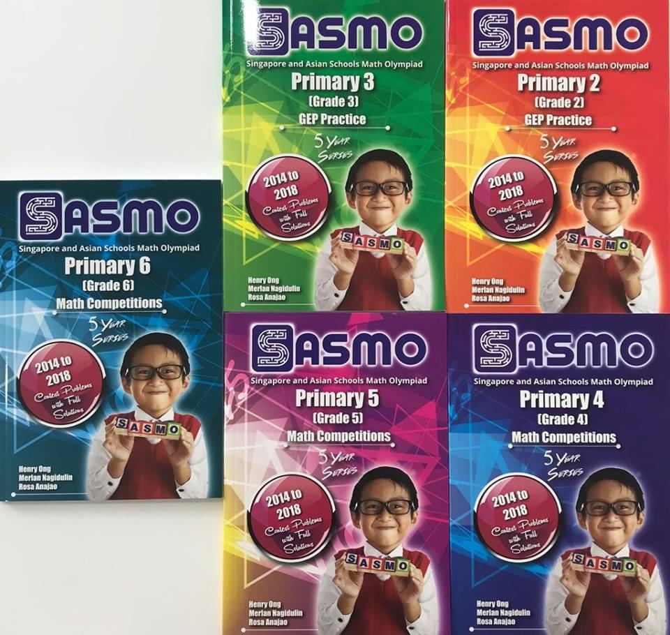 SASMO 5 Years Series